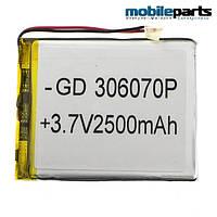 Универсальный внутренний аккумулятор 03x60x70 (2000MAH 3,7V)