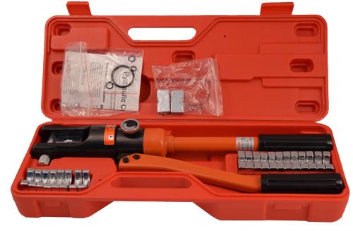 Пресс гидравлический ручной YQ-120, YQ-300