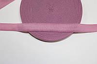 Резинка декоративная 20мм (25м) розовый, фото 1