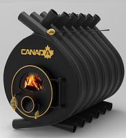 Дровяная печь «Canada» classic «О5» 41 кВт со стеклом