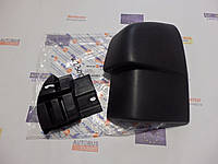 Клык заднего бампера VW LT 96-06 L(Левый) (черный) пр-во AUTOTECHTEILE 8570.03