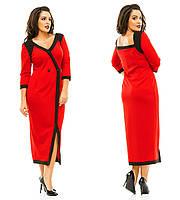 Платье р-ры 48-54 код 1003, фото 1