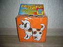 Развивающие мягкие кубики Умная игрушка Домашние животные, фото 2