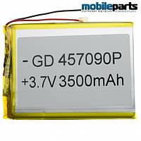 Универсальный внутренний аккумулятор 45x70x90 (3500MAH 3,7V)