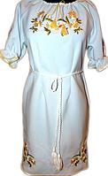 """Дитяче вишите плаття """"Керстон"""" (Детское вышитое платье """"Керстон"""") DK-0022"""