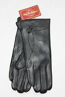 Стильные кожаные женские перчатки