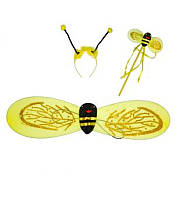 Карнавальные крылья,крылья пчелки мушки ,MK 1408 KRK-0006