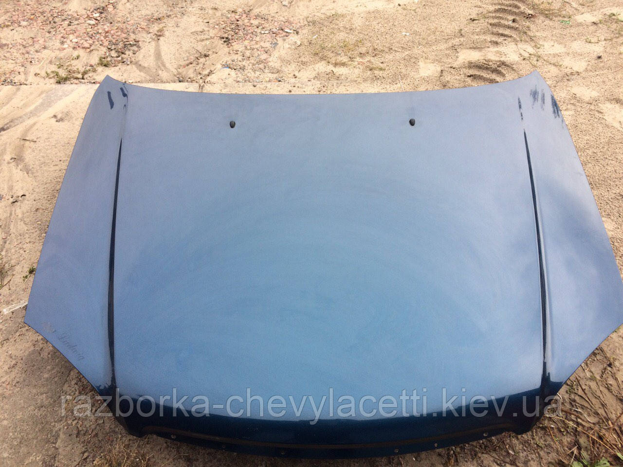 Капот седан/ универсал Chevrolet Lacetti 96476549
