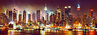 "Бумажные фотообои ""Манхэттен"" 384х138 см"