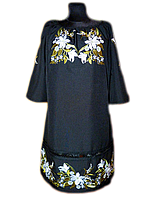 "Жіноче вишите плаття ""Кендол"" (Женское вышитое платье ""Кендол"") PК-0006"