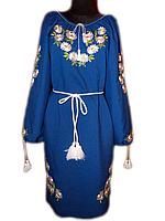 """Жіноче вишите плаття """"Кера"""" (Женское вышитое платье """"Кера"""") PК-0003"""