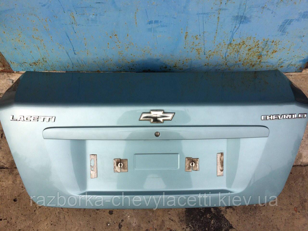 Крышка багажника Chevrolet Lacetti седан 96474985