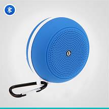 Портативная колонка S68 Bluetooth с карабином, фото 3