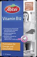 Abtei Vitamin B12 Depot Tabletten - Витамин В12 пролонгированного действия в таблетках, 30 шт.