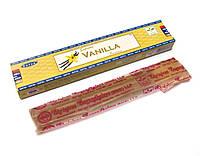 Supreme Vanilla (Ваниль) (15 г) (12 шт/уп) (Satya) пыльцовое благовоние
