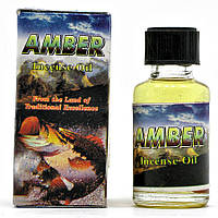 Ароматическое масло Amber (8 мл) (Индия)
