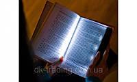Уцененная подсветка для книги, световая панель для чтения