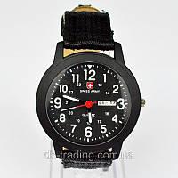 Часы SWISS ARMY Military Style black