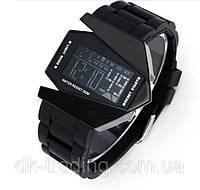 Часы наручные Stealth black