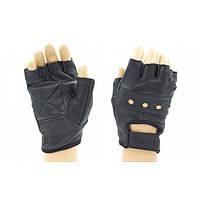 Перчатки Zelard кожаные