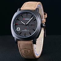 Часы мужские Curren black