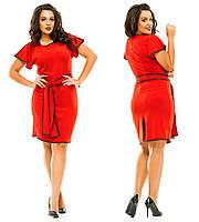 Платье р-ры 48-54 код 1011, фото 1