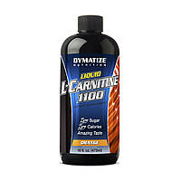 Жиросжигатель L-carnitine Liquid 1100 Dymatize - orange