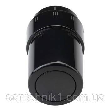 Терморегулятор Danfoss RAX RAL 9005 (черный) с жидкостным заполнением. Киев. ЦЕНА, фото 2