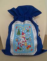 Мешочек для подарков Рождественский ангел