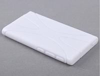 Чехол бампер TPU для Apple iPod Nano 7 (A1446) - White
