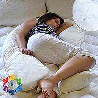 Холлофайбер для подушки беременных и кормящих