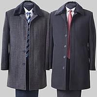 Пальто мужское зимние с подстежкой нерпа