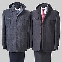 Полупалто-куртка мужская зимняя