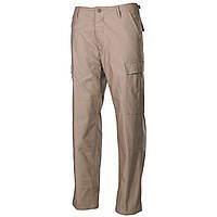 Штаны, брюки тактические, усиленые, хаки, BDU