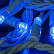 Гирлянда DELUX STALACTITES 450LED 1x5м синяя/белый провод, внешняя., фото 6