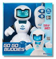 Робот-киборг Keenway Синий (K13406)