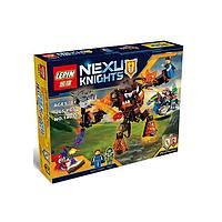 Конструкторы Nexu. Тематические наборы, 265 деталей, Инфернокс и захват королевы. Nexu Knights 14011
