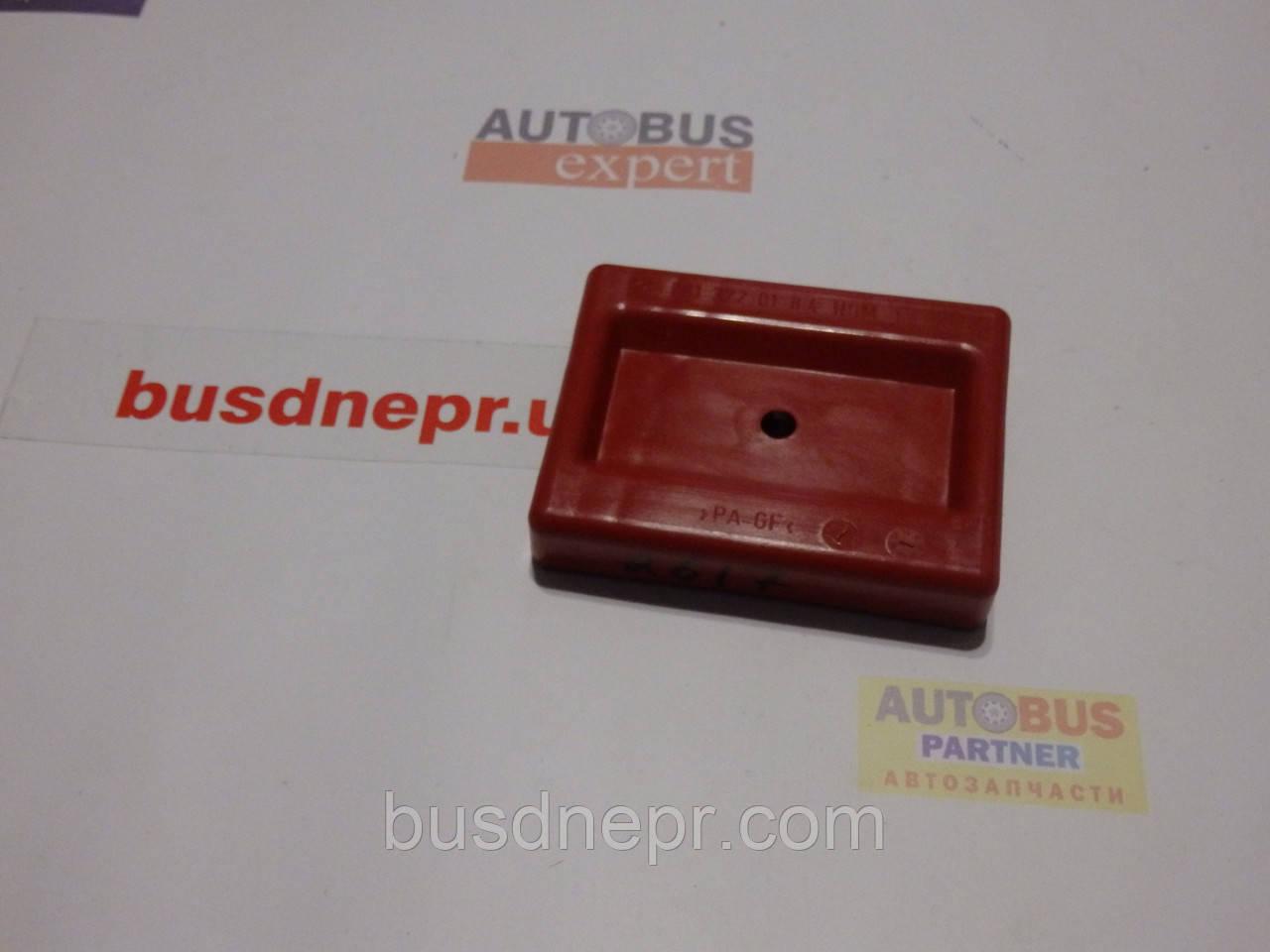 Кронштейн подушки пер. рессоры (красный) MB Sprinter пр-во MERCEDES 9013220184.