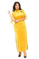 Платье р-ры 48-54 код 1016, фото 1