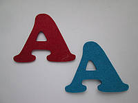 Буквы (А)