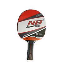 Ракетка для наст.тенісу Enebe Pala NB Futura Rosa, №790821