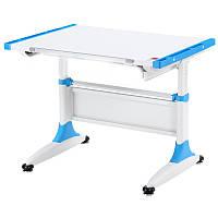 Парта-трансформер KidsMaster K1-Durer Desk без ящика Голубая, фото 1