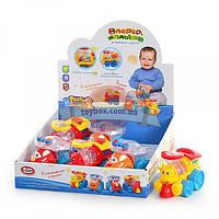 Набор машинок-погремушек 706 HuiLe Toys