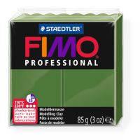 Пластика Professional, Зеленая травяная, 85г, Fimo