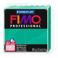 Пластика Professional, Зеленая, 85г, Fimo