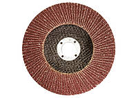 Круг лепестковый торцевой, P 60, 150 х 22,2 мм// MTX  74058 740589
