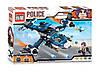 Конструктор Brick Enlighten Полицейская серия 1911 (Полицейский самолет)