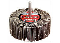 Круг лепестковый для дрели, P 60,  60 х 30 х 6 мм// MTX 74122 741229