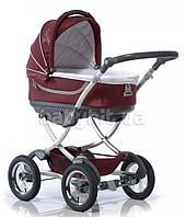 Универсальная коляска 2 в 1 Geoby Baby C706-CHR вишневая