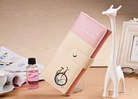Кошелек женский Daily pink